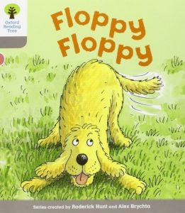 オックスフォードリーディングツリーFloppy Floppy表紙
