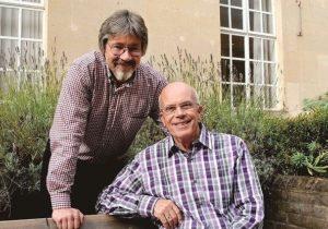 ORT著者のアレックス・ブリクタとロデリック・ハント