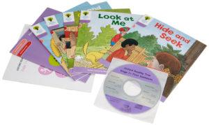 オックスフォードリーディングツリーORT ステージ1+ First Sentences Pack CD付きパック(CD Pack)