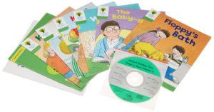 オックスフォードリーディングツリーORT ステージ2 More Stories A CD付きパック(CD Pack)