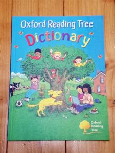オックスフォードリーディングツリーディクショナリー辞書OxfordReadingTreeDictionary