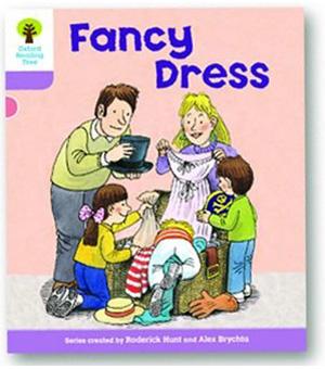 オックスフォードリーディングツリー ORT レベル1+ ステージ1+ stage1+ Patterned Stories Fancy Dress 表紙