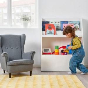 IKEA イケア BERGIG ベリグ 絵本ラック 絵本収納