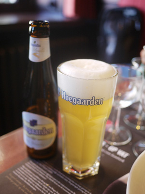 ベルギー旅行で飲んだビール