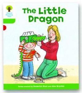 オックスフォードリーディングツリー ORT レベル2 ステージ2 stage2 More Patterned Stories The Little Dragon 表紙
