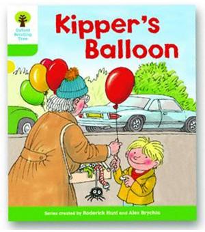オックスフォードリーディングツリー ORT レベル2 ステージ2 stage2 More Stories A Kipper's Balloon 表紙