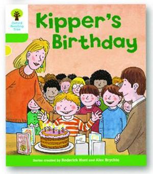 オックスフォードリーディングツリー ORT レベル2 ステージ2 stage2 More Stories A Kipper's Birthday 表紙