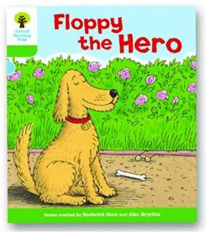 オックスフォードリーディングツリー ORT レベル2 ステージ2 stage2 More Stories B Floppy the Hero 表紙