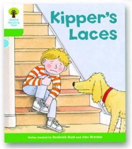 オックスフォードリーディングツリー ORT レベル2 ステージ2 stage2 More Stories B Kipper's Laces 表紙