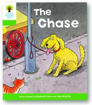 オックスフォードリーディングツリー ORT レベル2 ステージ2 stage2 More Stories B The Chase 表紙