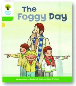 オックスフォードリーディングツリー ORT レベル2 ステージ2 stage2 More Stories B The Foggy Day 表紙