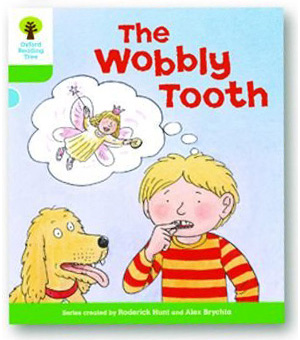 オックスフォードリーディングツリー ORT レベル2 ステージ2 stage2 More Stories B The Wobbly Tooth 表紙