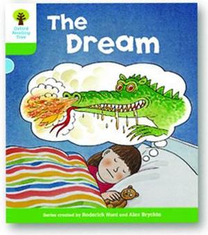 オックスフォードリーディングツリー ORT レベル2 ステージ2 stage2 Stories The Dream 表紙