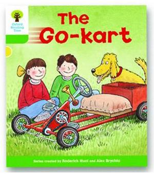 オックスフォードリーディングツリー ORT レベル2 ステージ2 stage2 Stories The Go-kart 表紙