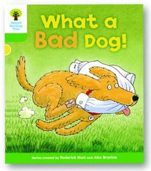 オックスフォードリーディングツリー ORT レベル2 ステージ2 stage2 Stories What a Bad Dog 表紙