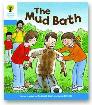 オックスフォードリーディングツリー ORT レベル3 ステージ3 stage3 First Sentences The Mud Bath 表紙