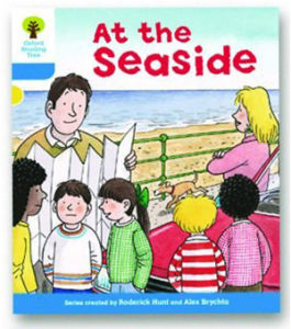 オックスフォードリーディングツリー ORT レベル3 ステージ3 stage3 More Stories A At the Seaside 表紙