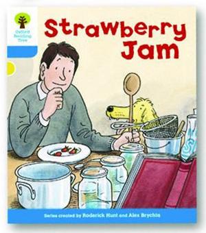 オックスフォードリーディングツリー ORT レベル3 ステージ3 stage3 More Stories A Strawberry Jam 表紙