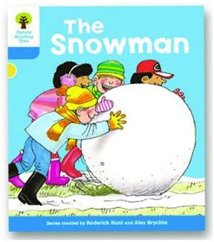 オックスフォードリーディングツリー ORT レベル3 ステージ3 stage3 More Stories A The Snowman 表紙