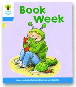 オックスフォードリーディングツリー ORT レベル3 ステージ3 stage3 More Stories B Book Week 表紙