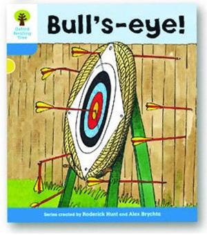 オックスフォードリーディングツリー ORT レベル3 ステージ3 stage3 More Stories B Bull's-eye! 表紙