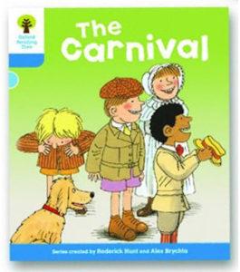 オックスフォードリーディングツリー ORT レベル3 ステージ3 stage3 More Stories B The Carnival 表紙