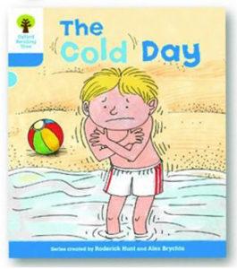 オックスフォードリーディングツリー ORT レベル3 ステージ3 stage3 More Stories B The Cold Day 表紙