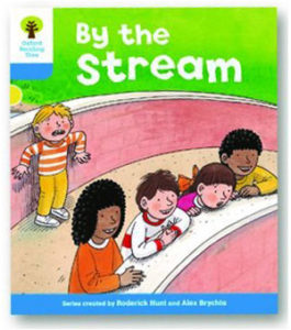 オックスフォードリーディングツリー ORT レベル3 ステージ3 stage3 Stories By the Stream 表紙