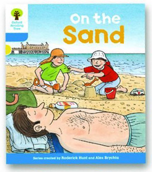 オックスフォードリーディングツリー ORT レベル3 ステージ3 stage3 Stories On the Sand 表紙