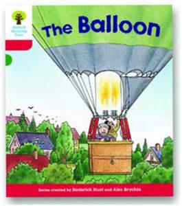 オックスフォードリーディングツリー ORT レベル4 ステージ4 stage4 More Stories A The Balloon 表紙
