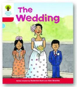 オックスフォードリーディングツリー ORT レベル4 ステージ4 stage4 More Stories A The Wedding 表紙