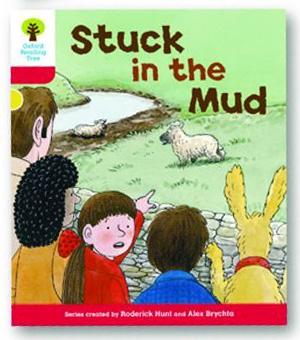 オックスフォードリーディングツリー ORT レベル4 ステージ4 stage4 More Stories C Stuck in the Mud 表紙