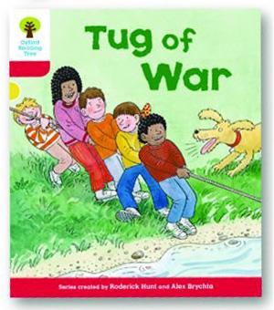 オックスフォードリーディングツリー ORT レベル4 ステージ4 stage4 More Stories C Tug of War 表紙