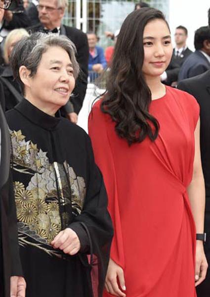 樹木希林さんと内田伽羅さん