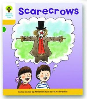 オックスフォードリーディングツリー ORT レベル5 ステージ5 stage5 More Stories B Scarecrows 表紙