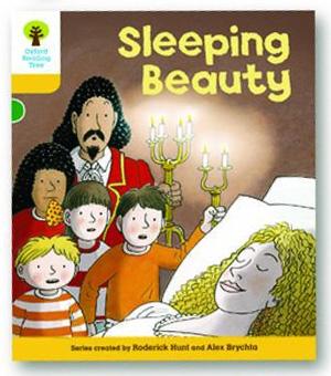 オックスフォードリーディングツリー ORT レベル5 ステージ5 stage5 More Stories C Sleeping Beauty 表紙
