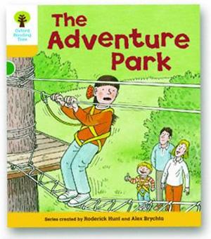 オックスフォードリーディングツリー ORT レベル5 ステージ5 stage5 More Stories C The Adventure Park 表紙