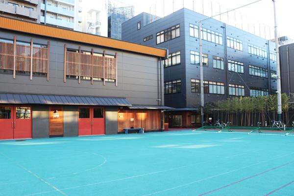 東京インターナショナルスクール南麻布校
