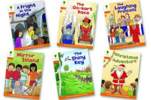 オックスフォードリーディングツリー ORT レベル6 ステージ6 stage6 More Stories A 表紙